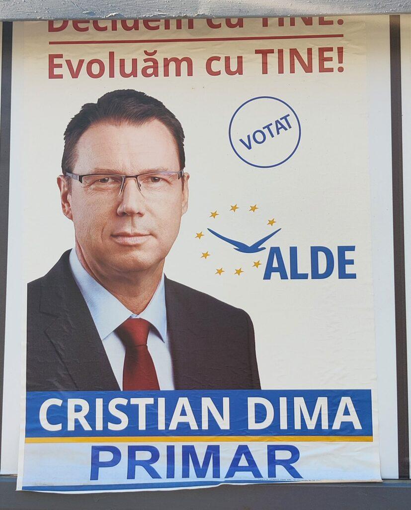 Cristian Dima - ALDE - Candidat Primărie