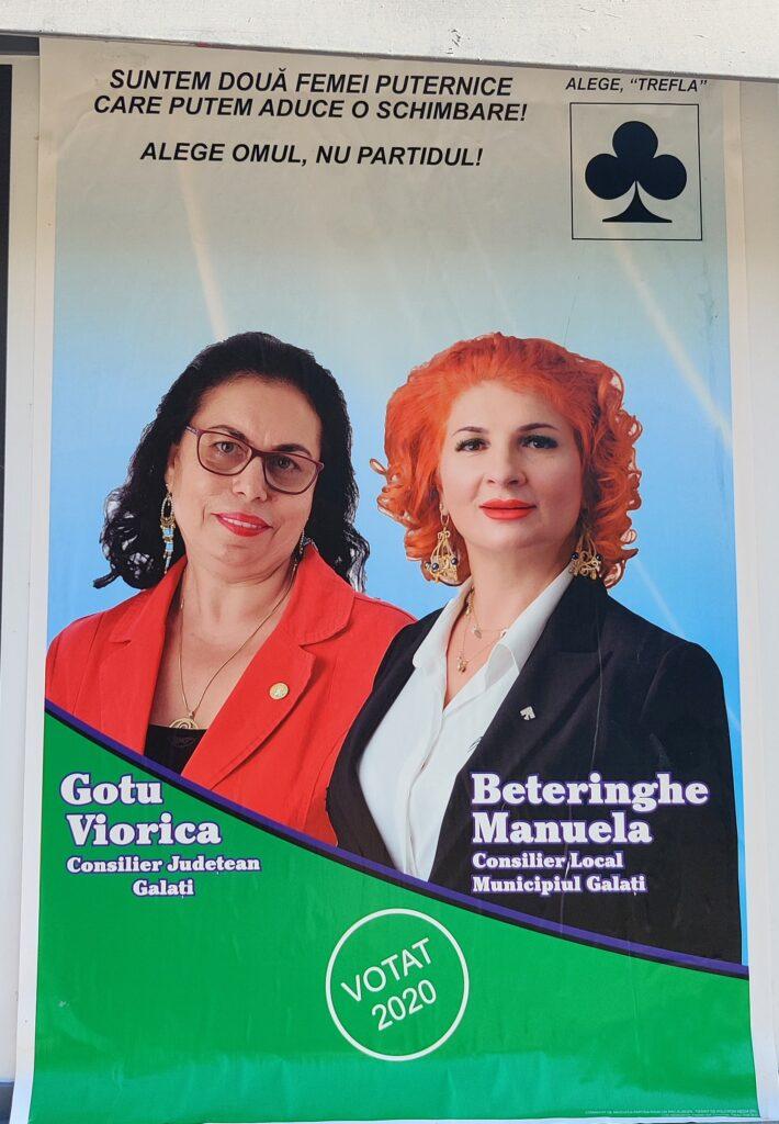"Beteringhe Manuela - Alege ""TREFLA"" - Candidat Consiliul Local"